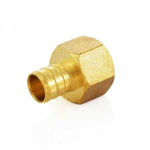 "5/8"" PEX x 1/2"" Female Threaded Adapter"