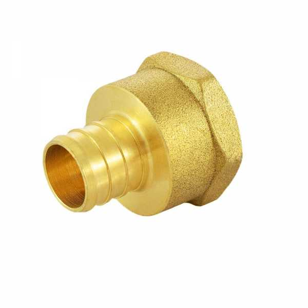 "Everhot BPF7506 3/4"" PEX x 3/4"" Female Threaded Adapter"