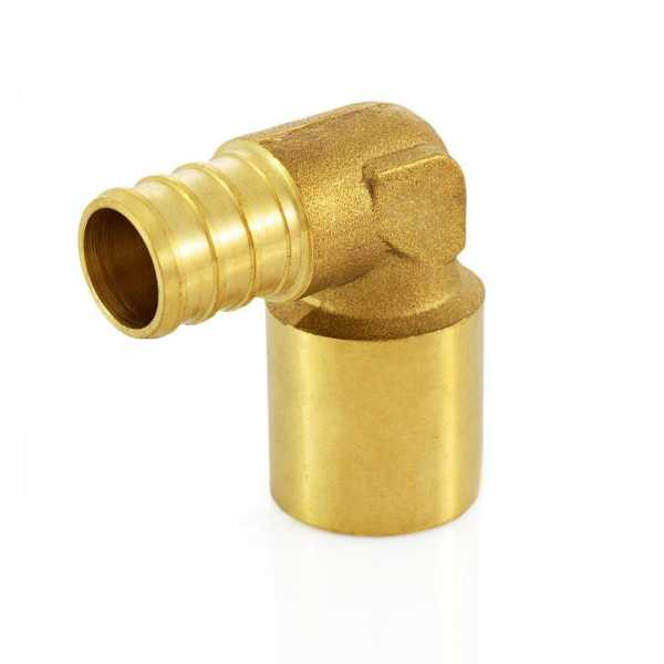"5/8"" PEX x 3/4"" Copper Fitting Elbow"