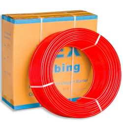 "Everhot BPR3860 3/8"" x 600 ft Oxygen Barrier PEX Pipe"