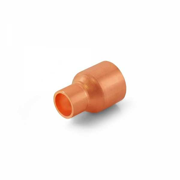 "1/2"" x 1/4"" Reducing Copper Coupling"