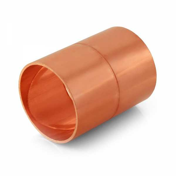 "1-1/2"" Copper Coupling"