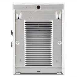 Stiebel Eltron CKT 20 E, Wall-Mounted Electric Fan Space Heater w/ Timer, 2000/1500W, 240/208V