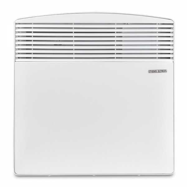 Stiebel Eltron CNS 100-1 E, Wall-Mounted Electric Convection Space Heater, 1000W, 120V