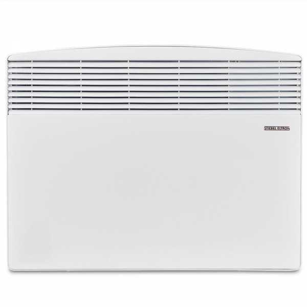 Stiebel Eltron CNS 150-2 E, Wall-Mounted Electric Convection Space Heater, 1500/1125W, 240/208V