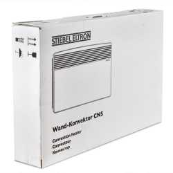 Stiebel Eltron CNS 200-2 E, Wall-Mounted Electric Convection Space Heater, 2000/1500W, 240/208V