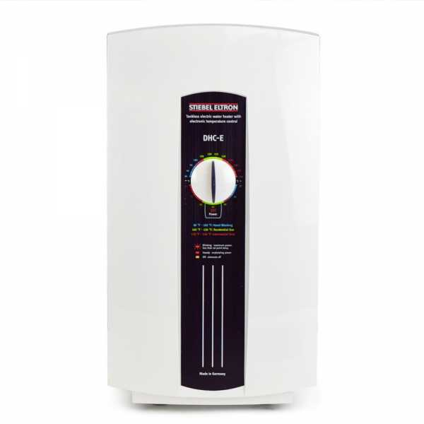 Stiebel Eltron DHC-E 8/10, Electric Tankless Water Heater, 9.6/7.2kW, 240/208V