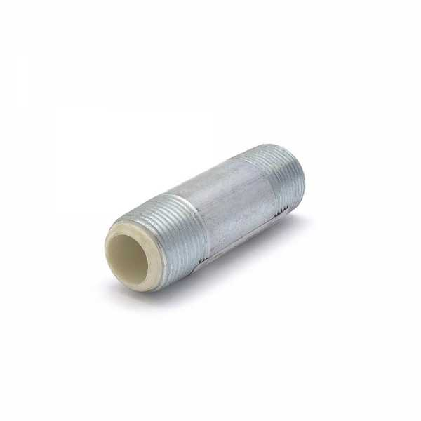"3/4"" x 3"" Galvanized (Dielectric) Pipe Nipple"