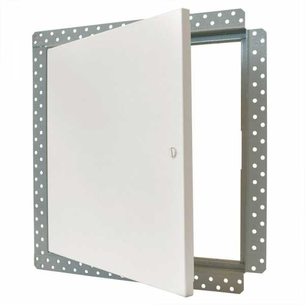 "12"" x 12"" Drywall Flush Access Door, Steel"