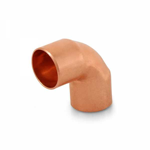 "5/8"" Copper, 90° Elbow"