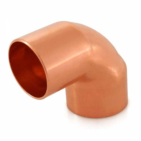 "1-1/2"" FTG x Copper, 90° Street Elbows"