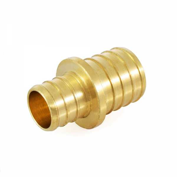 "3/4"" x 1"" PEX Reducing Coupling, Lead-Free"