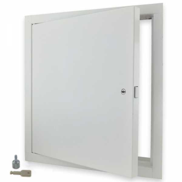 """10"""" x 10"""" Fire Rated Access Door, Steel"""