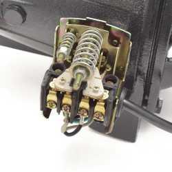 Shallow Well Jet Pump w/ Pressure Switch, 1/2HP, 115/230V, Cast Iron