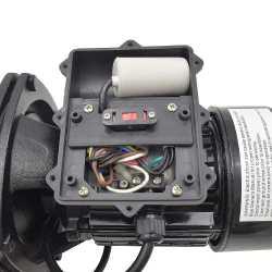 Shallow Well Jet Pump w/ Pressure Switch, 3/4HP, 115/230V, Cast Iron