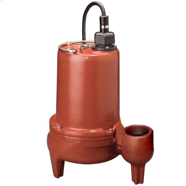 Manual Effluent Pump, 1/2HP, 25' cord, 208/240V