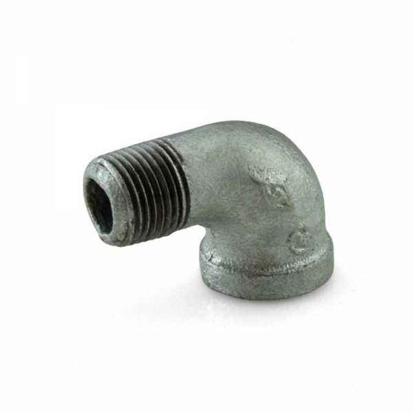 "1/2"" Galvanized 90° Street Elbow"