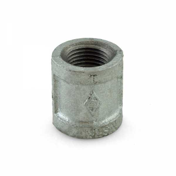 "1/2"" Galvanized Coupling"