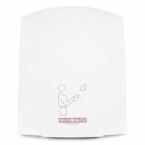 Stiebel Eltron Galaxy 1, Ultra-Quiet Touchless Automatic Hand Dryer, 1850W, 120V (Plastic Housing)