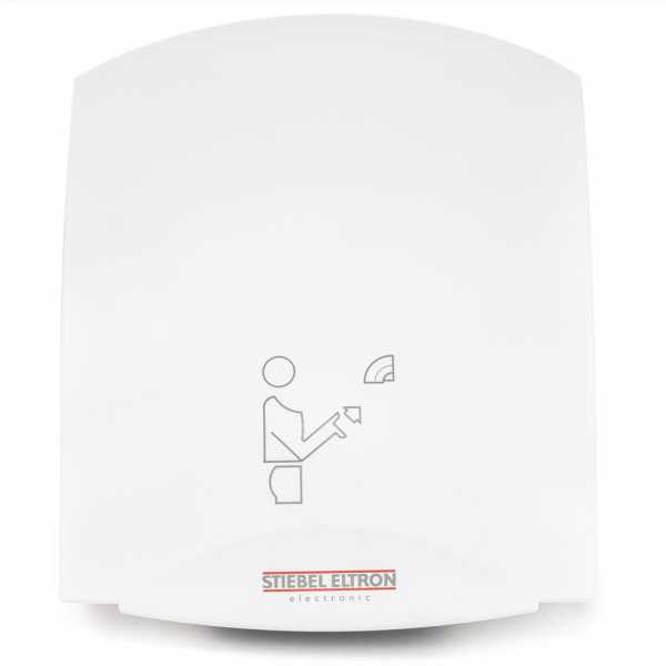 Stiebel Eltron Galaxy M2, Ultra-Quiet Touchless Automatic Hand Dryer, 2000/1500W, 240/208V (Aluminum Housing)
