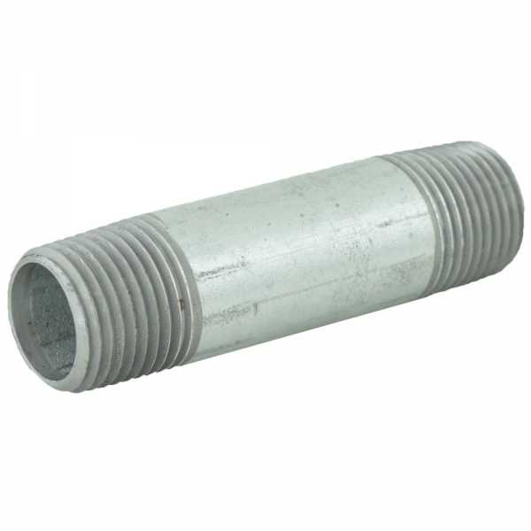 "1/2"" x 3"" Galvanized Steel Pipe Nipple"