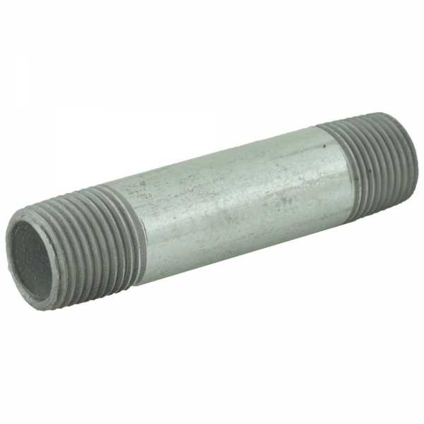 "1/2"" x 3-1/2"" Galvanized Steel Pipe Nipple"