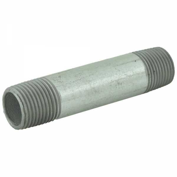 "1/2"" x 3-1/2"" Galvanized Steel Pipe Nipple"