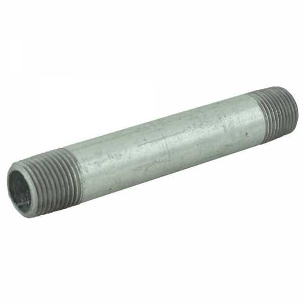 "1/2"" x 5"" Galvanized Steel Pipe Nipple"