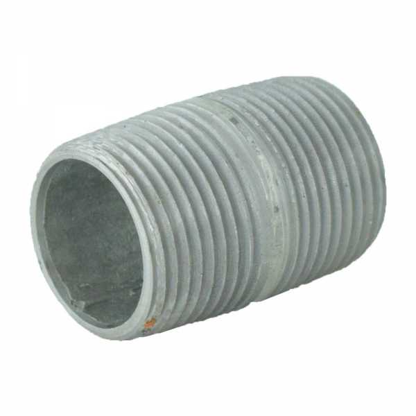 "3/4"" x 1-1/2"" Galvanized Steel Pipe Nipple"