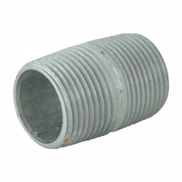"3/4"" x 1-1/2"" Galvanized Steel Pipe Nipple"