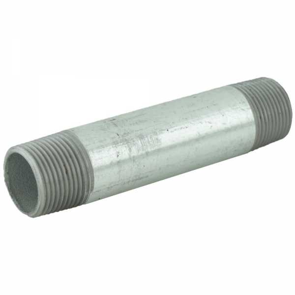 "3/4"" x 4-1/2"" Galvanized Steel Pipe Nipple"