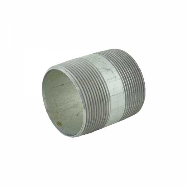 "2"" x 2-1/2"" Galvanized Pipe Nipple"