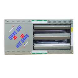 HD30 Hot Dawg Natural Gas Unit Heater - 30,000 BTU