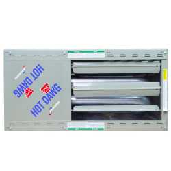 HD45 Hot Dawg Natural Gas Unit Heater - 45,000 BTU