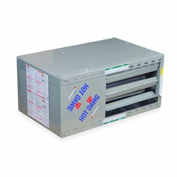 HD45 Hot Dawg Natural Gas Unit Heater - 45,000 BTU
