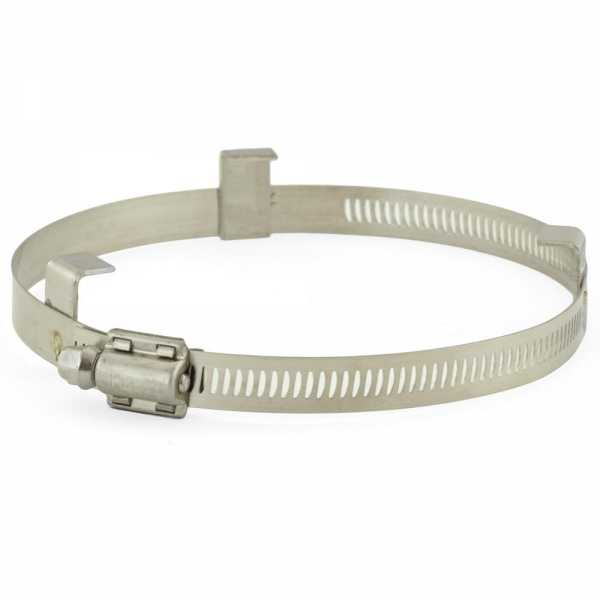 "Flue Clamp for 4"" Innoflue ISAGL Appliance Adapters"