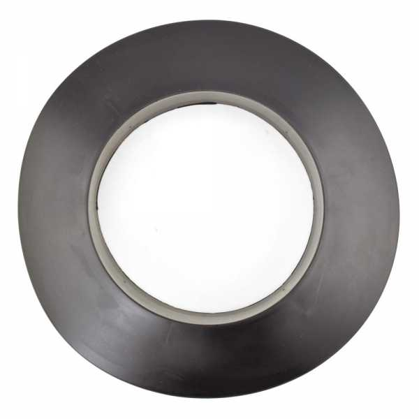 "8.9"" Round Wall Plate for 3""/5"" Innoflue Concentric"