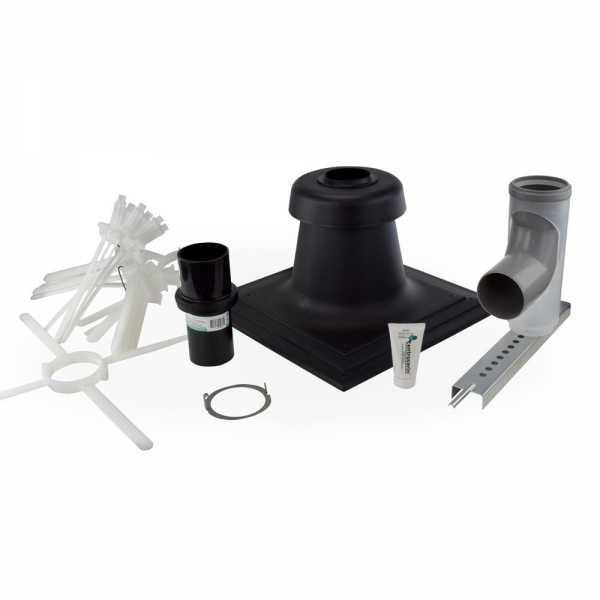 "3"" Innoflue Flex Chimney Component Kit"