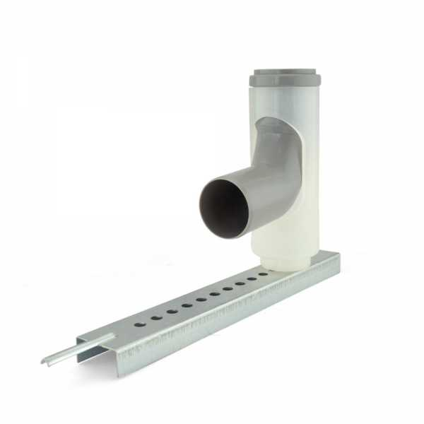"2"" Base Support for Innoflue SW & Flex Vent Pipe"