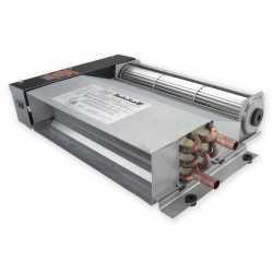 K120 Kickspace Heater Twin-Flo III, 8425-12990 BTU, 127 CFM