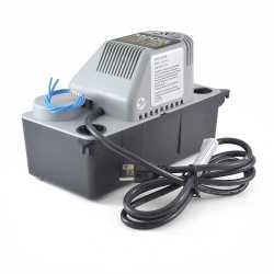 Automatic Condensate Pump w/ Safety Switch and 6' cord, 1/30 HP, 115V