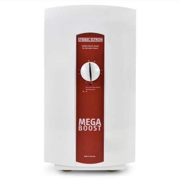 Stiebel Eltron MegaBoost DHW, Tankless Booster Water Heater, 9.6kW, 240V