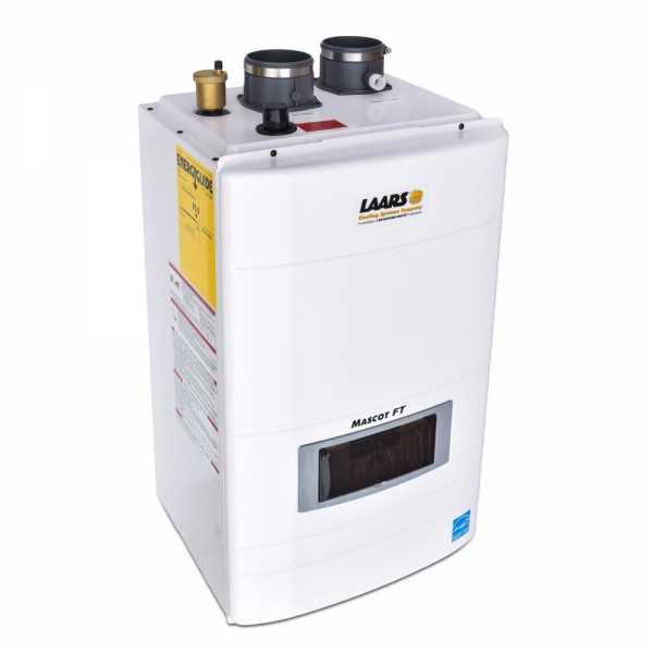 Laars Mascot FT 112,000 BTU Condensing Gas Combi Boiler