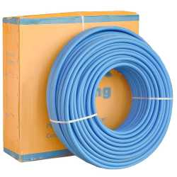 "3/4"" x 500 ft. PEX Plumbing Pipe, Non-Barrier (Blue)"