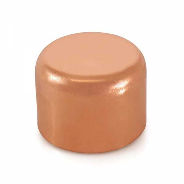 "1-1/2"" Copper Cap"