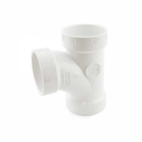"2"" PVC DWV Sanitary Tee"