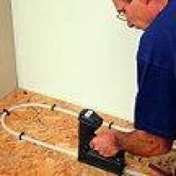 """Stand-off Clips for 1/2"""" PEX (100/box)"""
