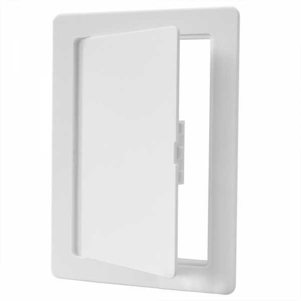 "4"" x 6"" Universal Flush Access Door, Plastic"