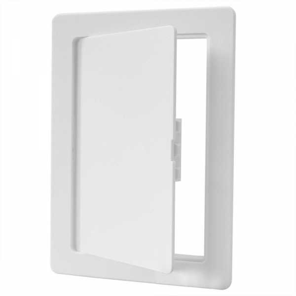 "6"" x 9"" Universal Flush Access Door, Plastic"