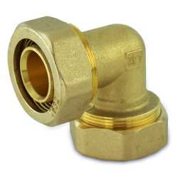 PEX-AL-PEX Compression Fittings